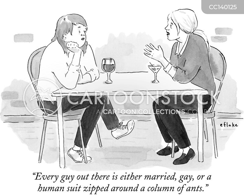 genders cartoon