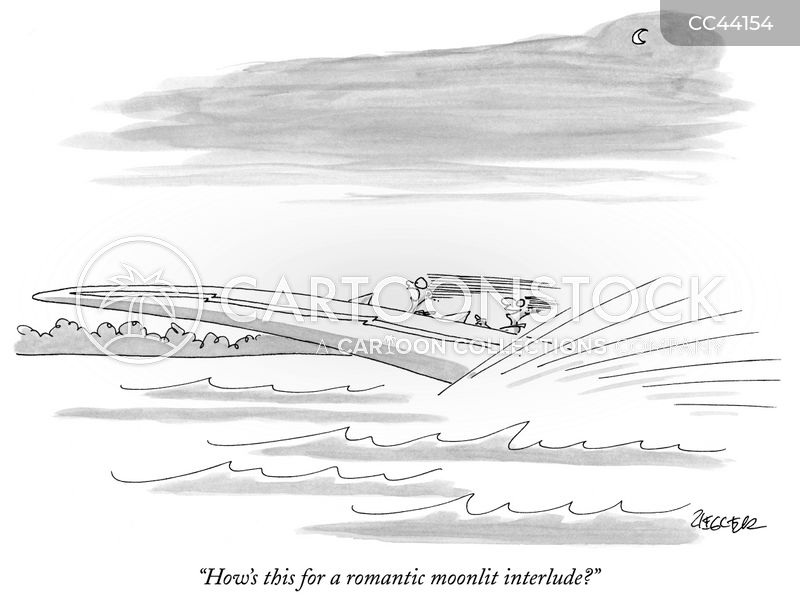 speedboat cartoon