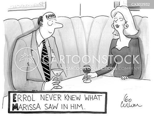 well-off cartoon