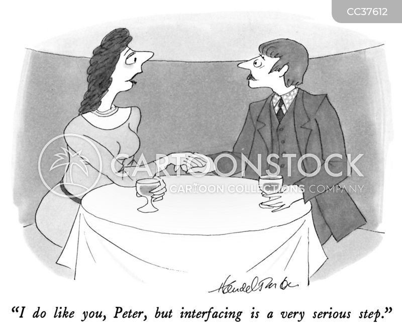 dating cartoon