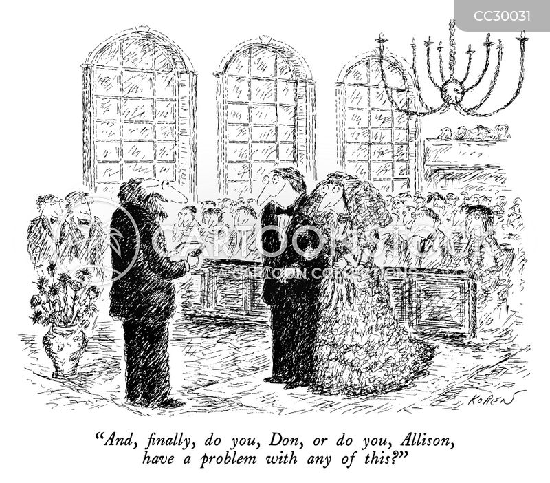 vows cartoon