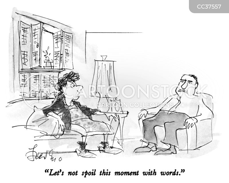 words cartoon