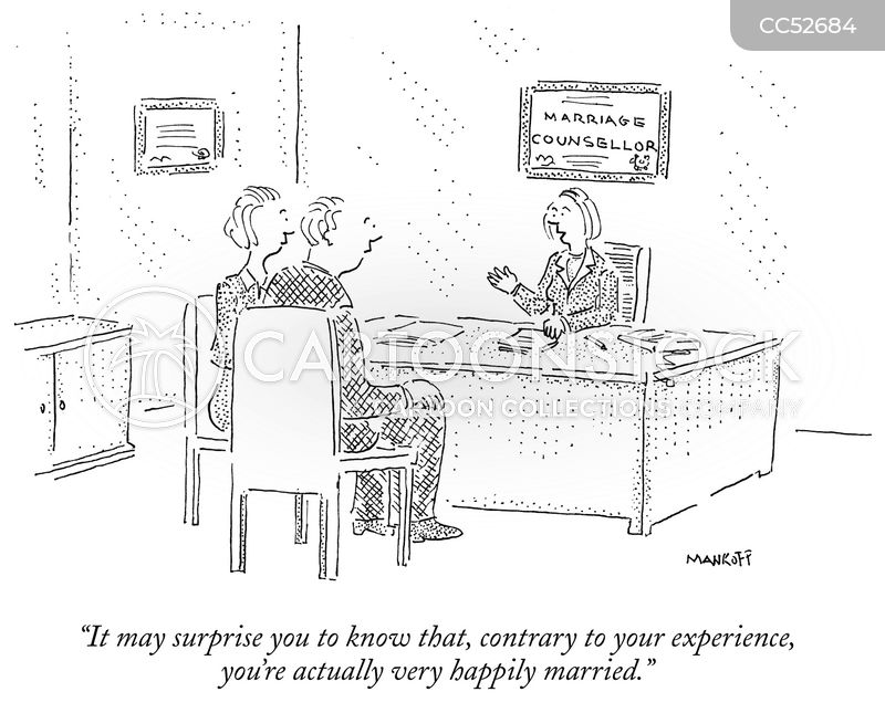 counseling cartoon