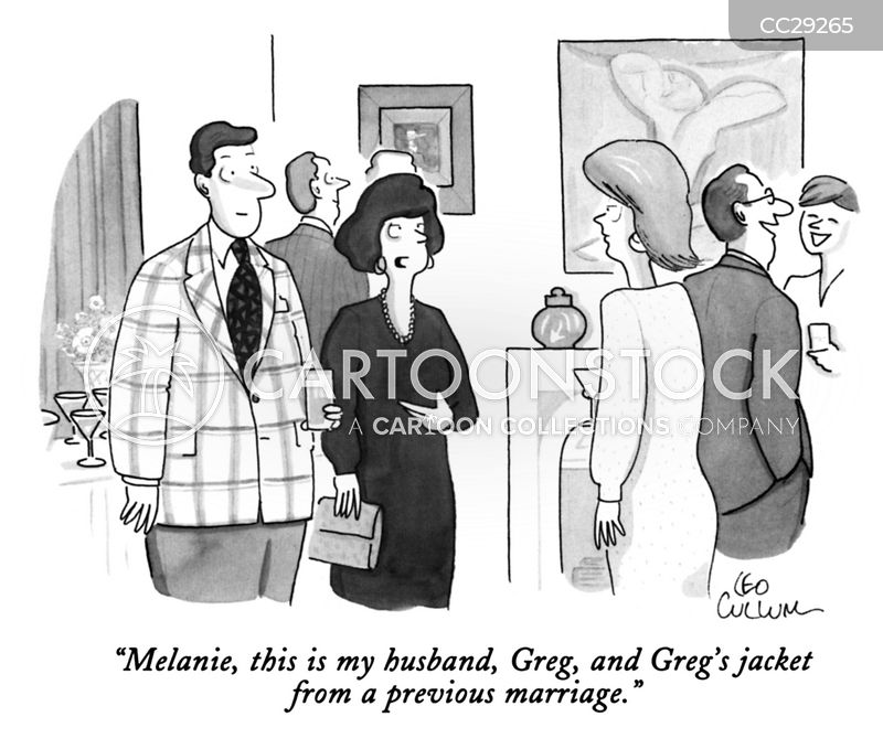 jacket cartoon