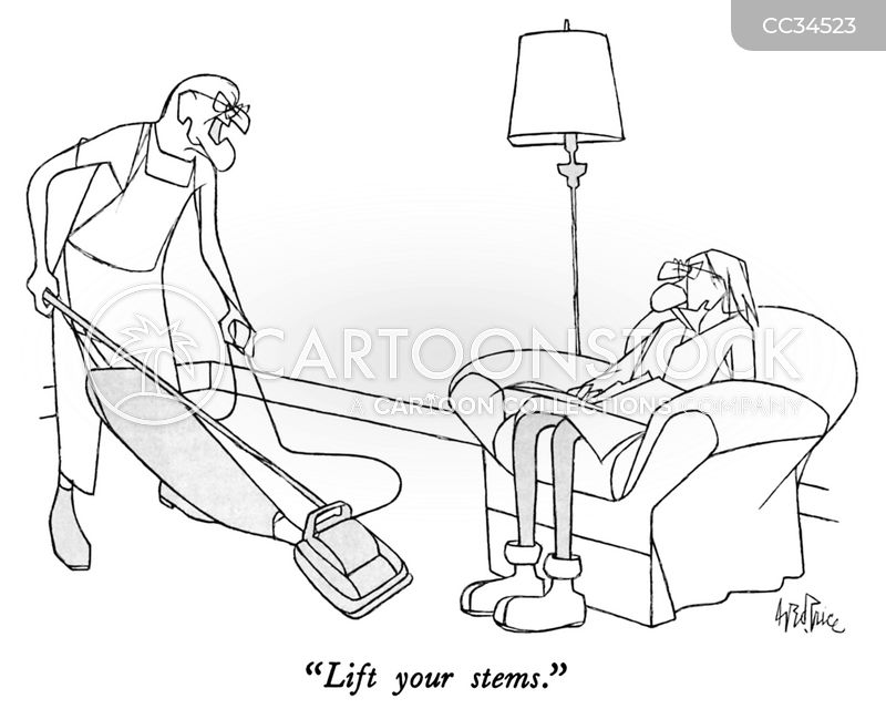 vacuums cartoon