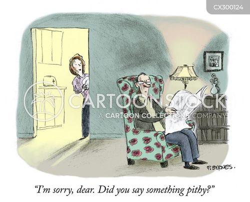 pithy cartoon