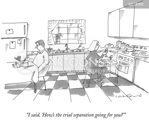 opposite cartoon