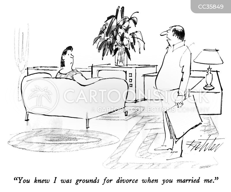 marital cartoon
