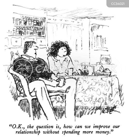 couples therapist cartoon