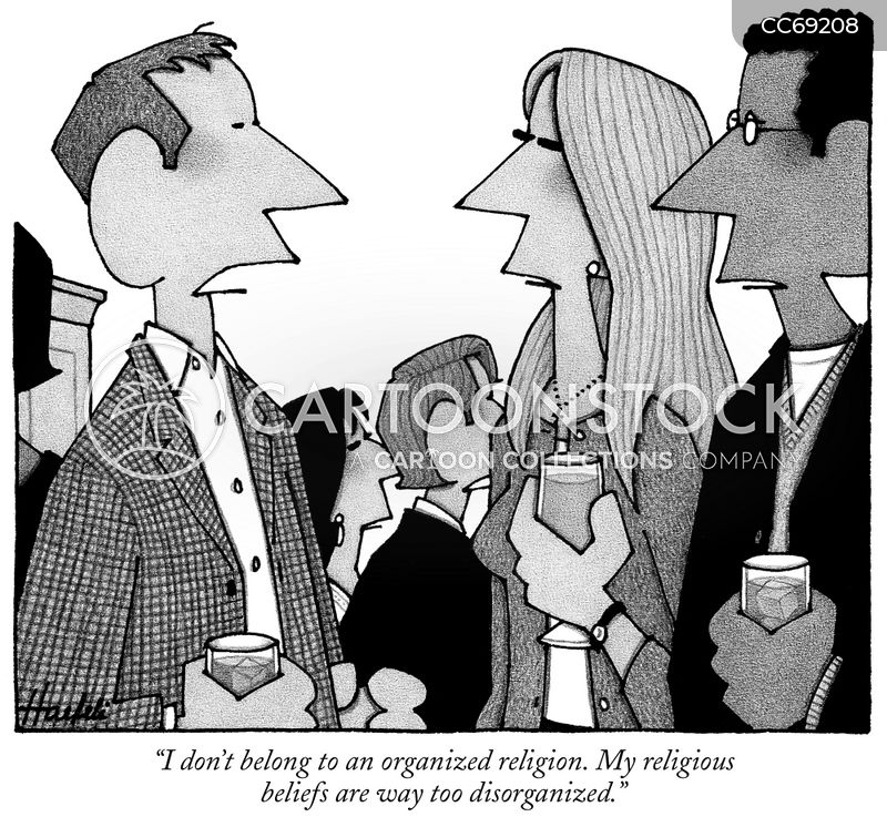 beliefs cartoon