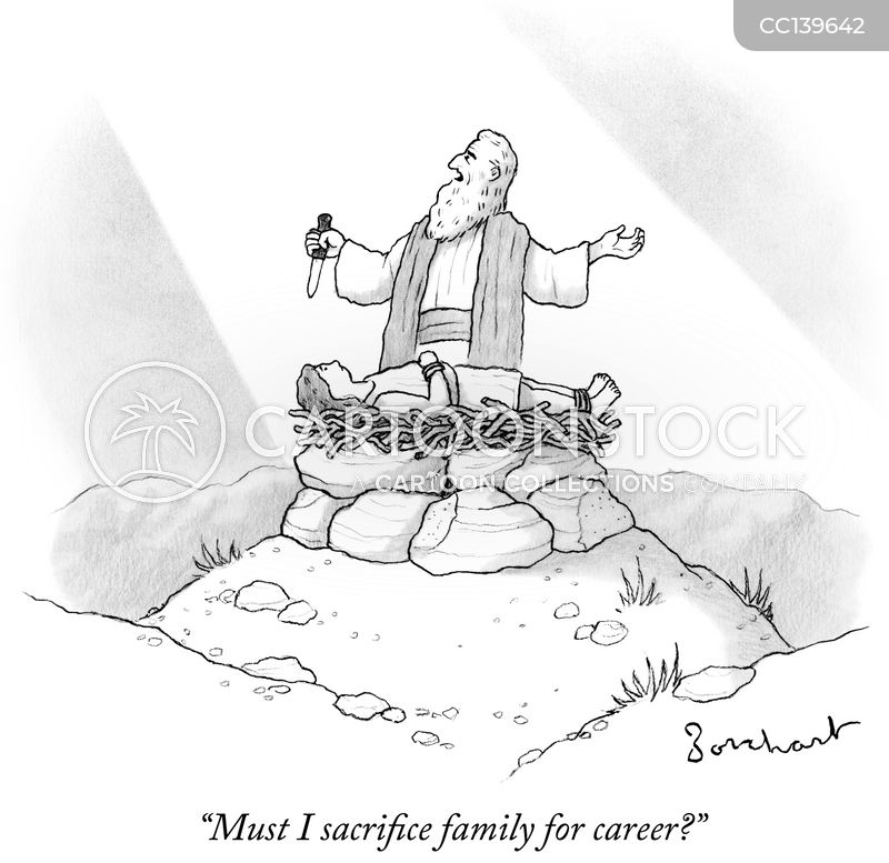careerist cartoon