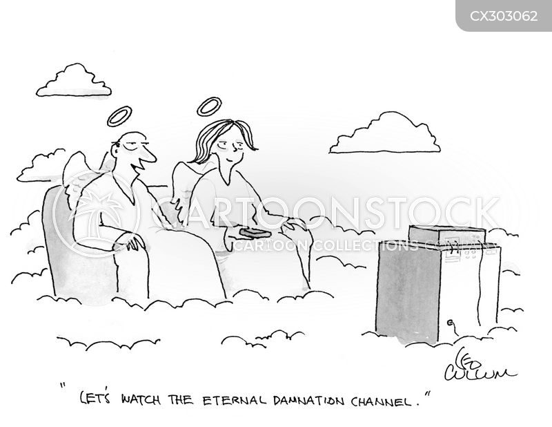 channels cartoon