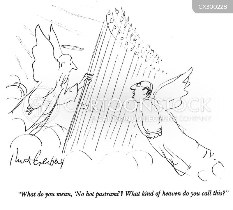 st. peter cartoon