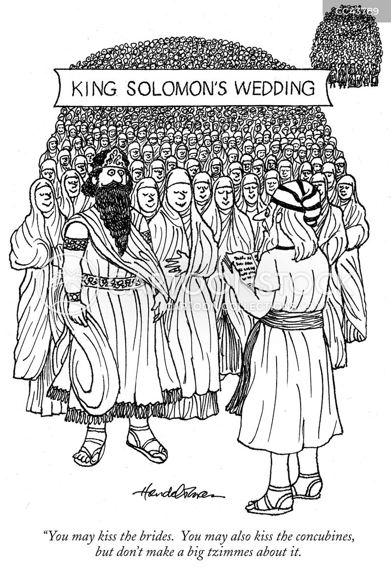 judaism cartoon