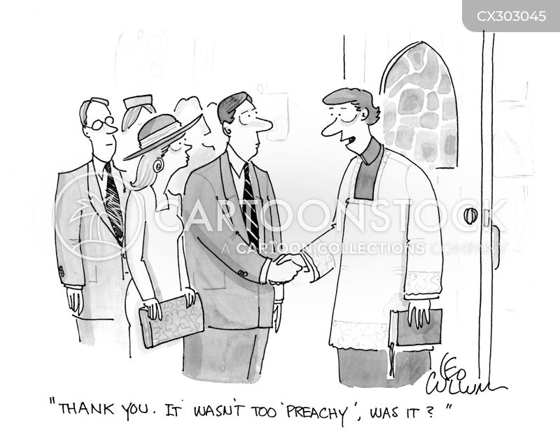 lecture cartoon