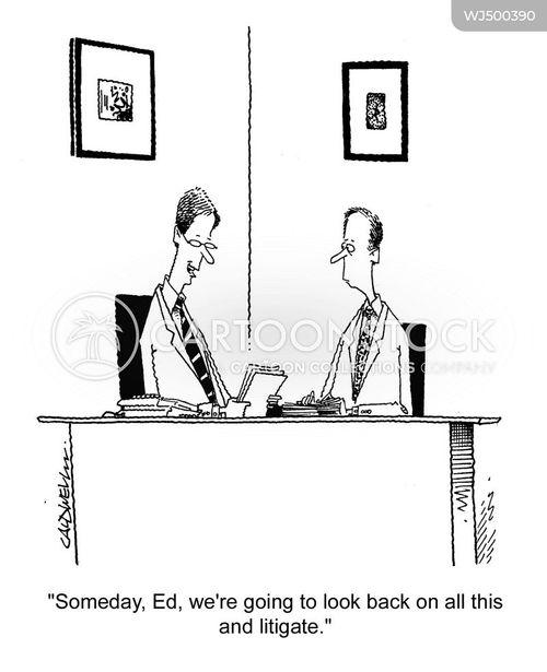 look back cartoon