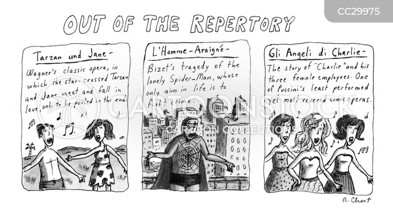 repertories cartoon
