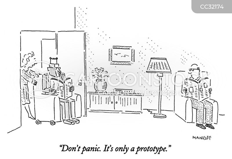 Prototypes cartoon