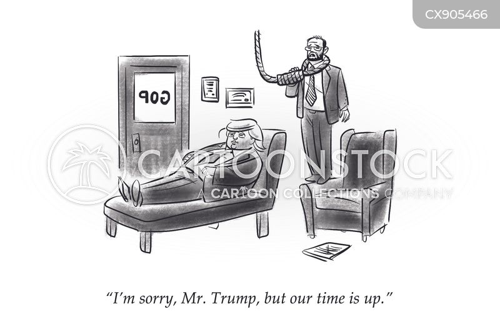 suicidal cartoon
