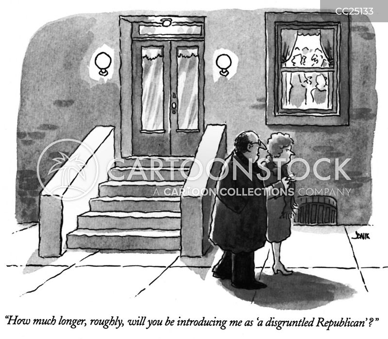 republican party cartoon