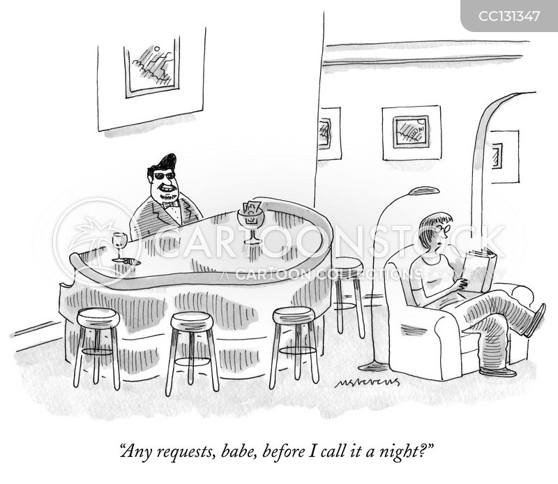 Closing Time cartoon