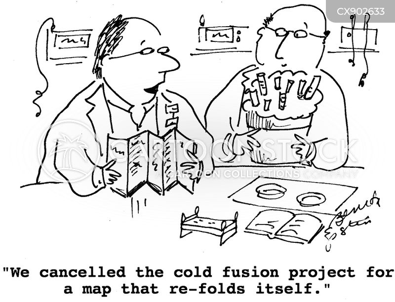 research & development cartoon