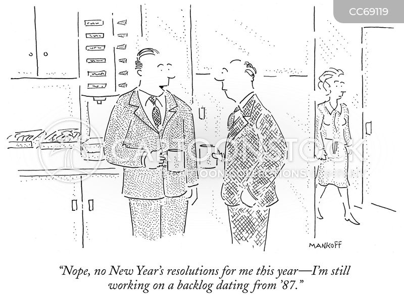 Resolution cartoon