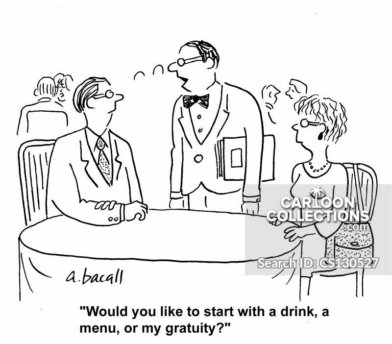 good services cartoon