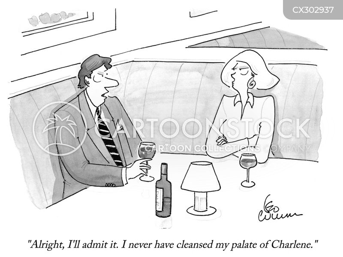 palate cleansers cartoon