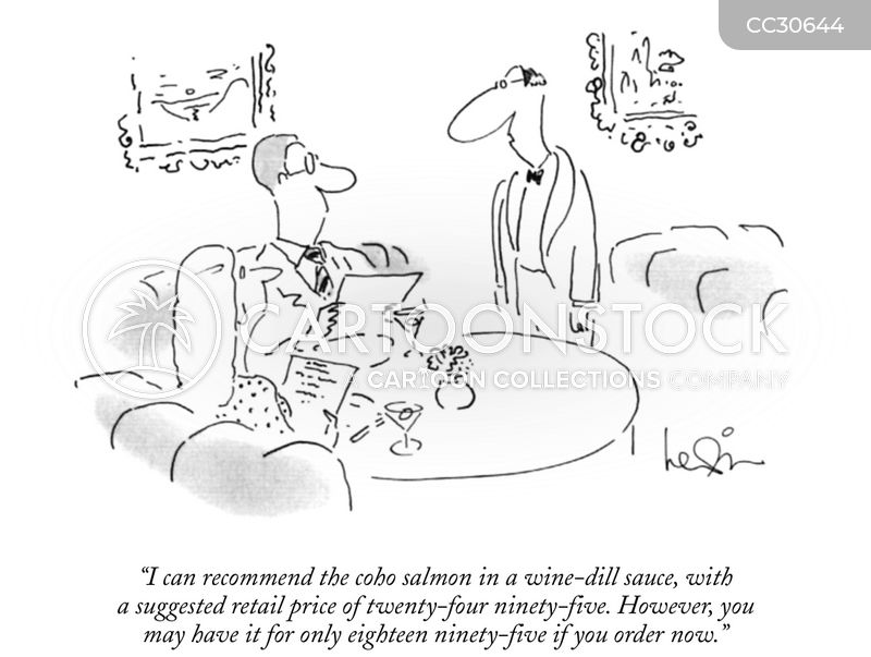 prices cartoon