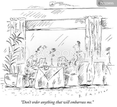 embarrassments cartoon