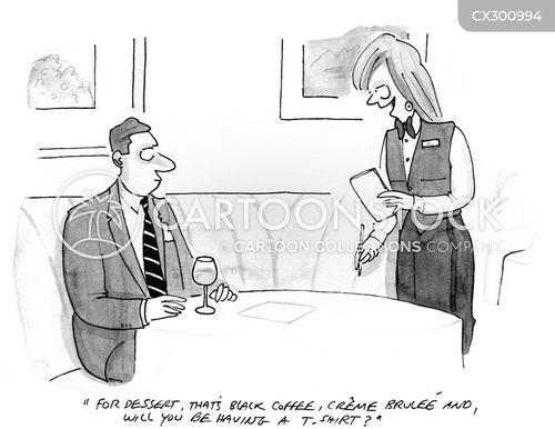 black coffee cartoon
