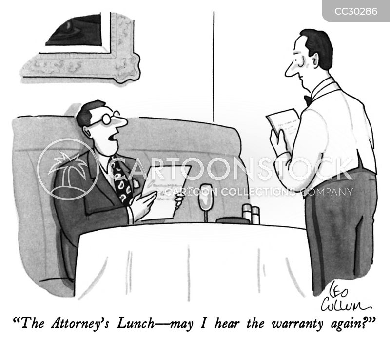 lunches cartoon