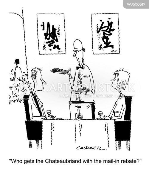 rebates cartoon