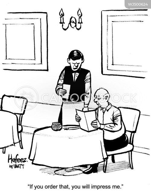 impress cartoon