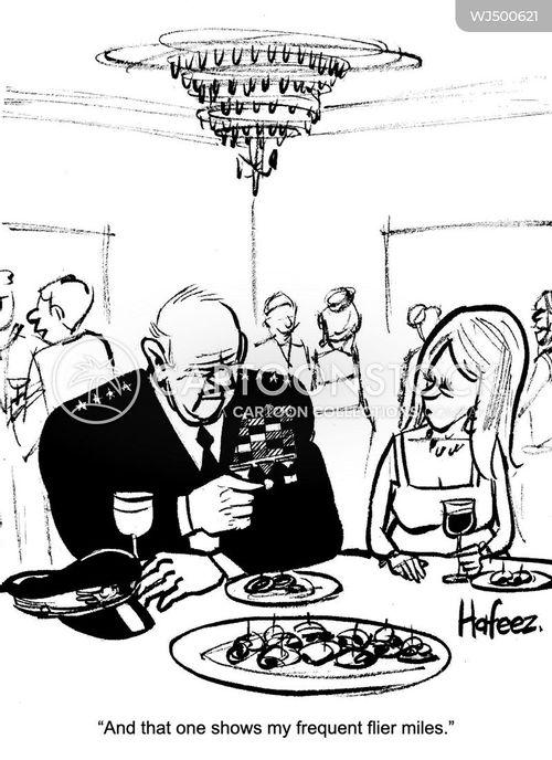 veteran cartoon