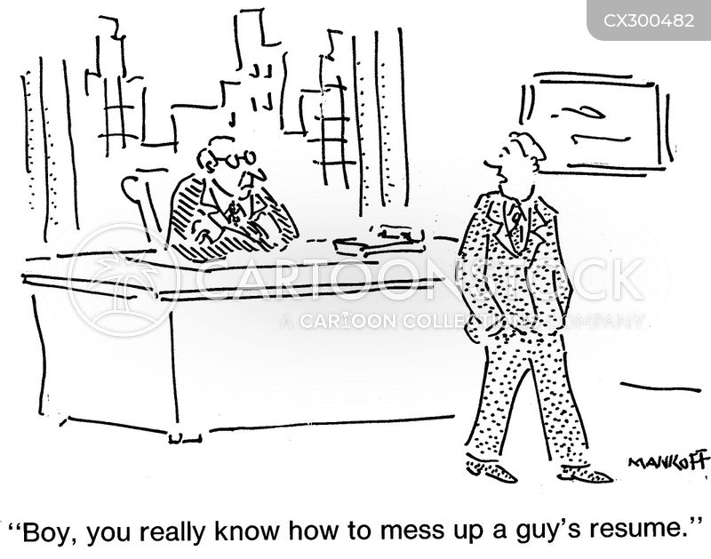 Not Prospects cartoon