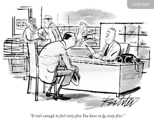oaps cartoon