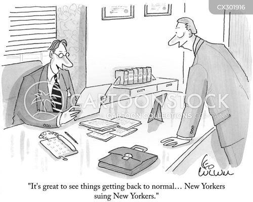 normalcy cartoon