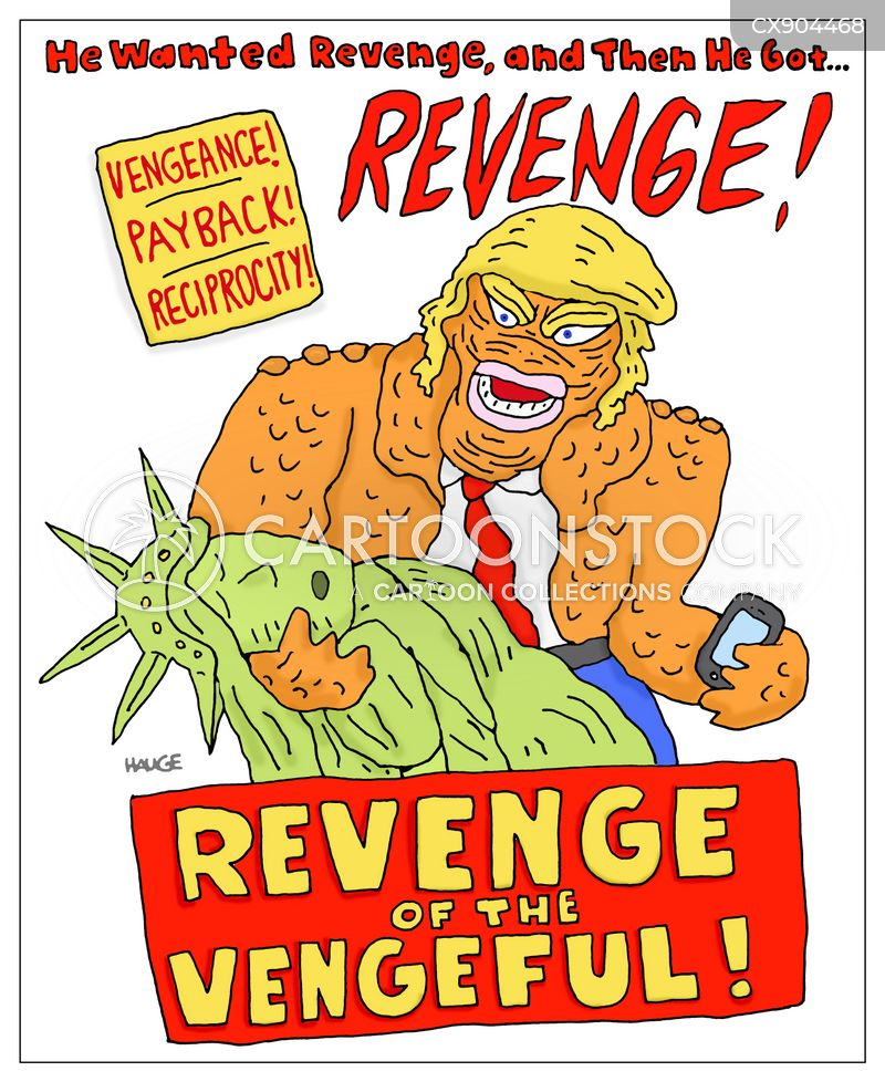 trumps acquittal cartoon