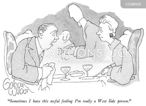 the upper classes cartoon