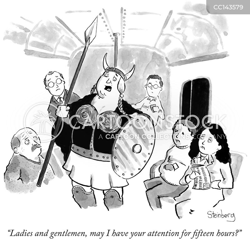 opera music cartoon