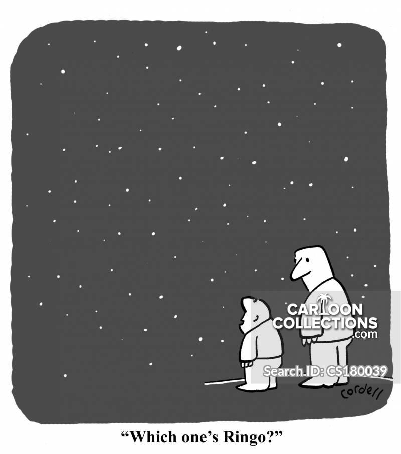 richard starkey cartoon