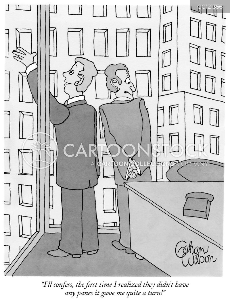 downtown cartoon