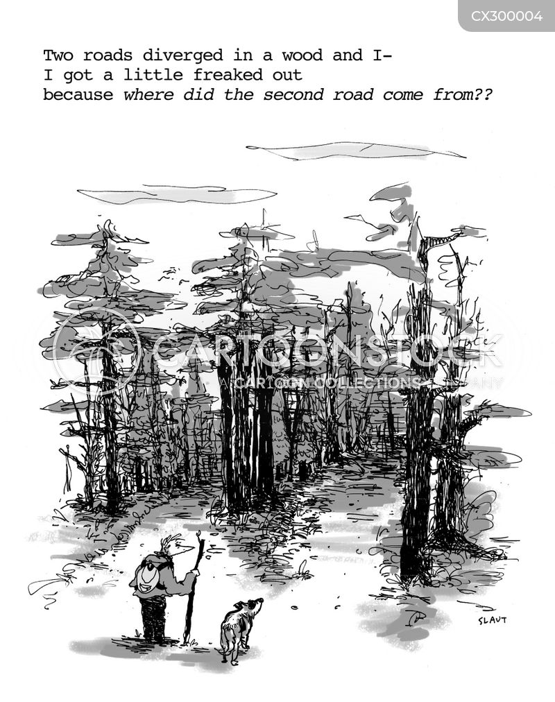 frost cartoon