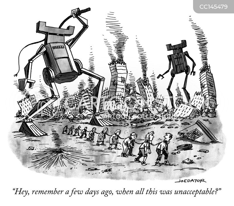 robot rebellions cartoon