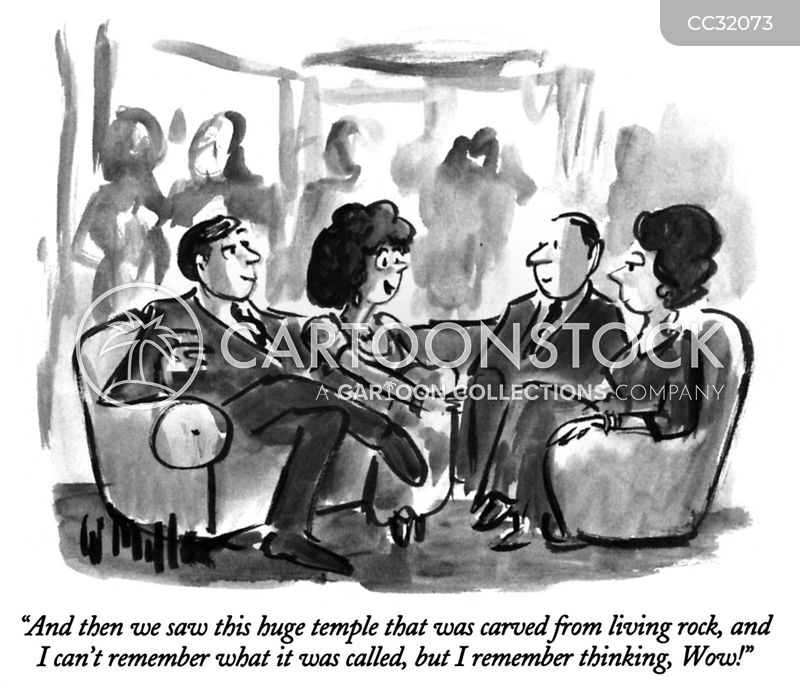 rock cut architecture cartoon