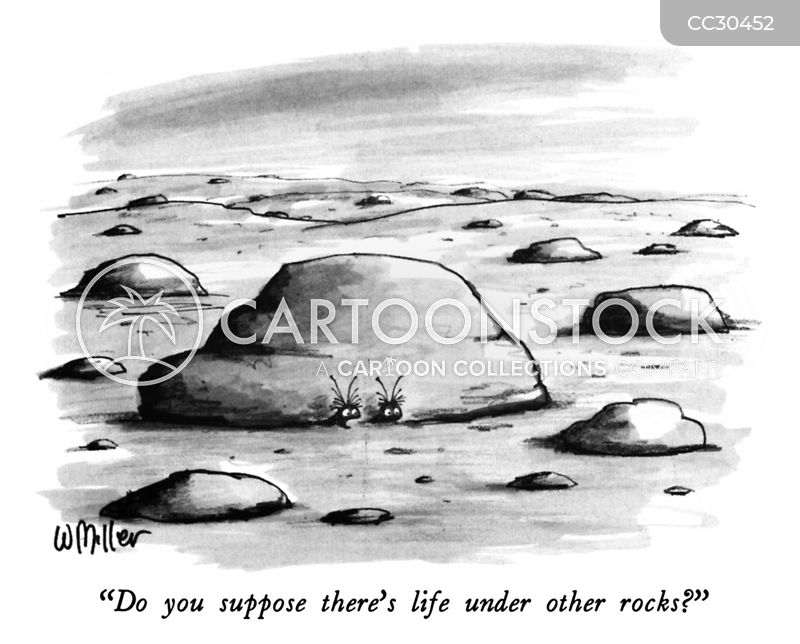 alien life cartoon