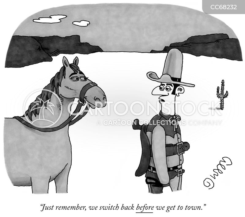 cowboys cartoon
