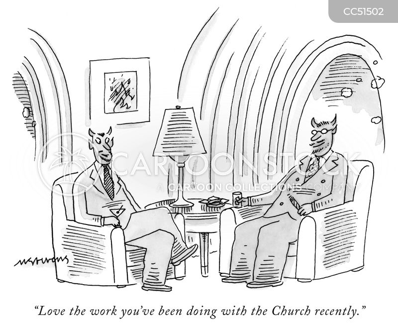 lucifer cartoon